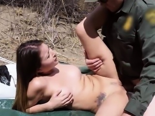 Free girl cop movie xxx Anal for Tight Booty Latina