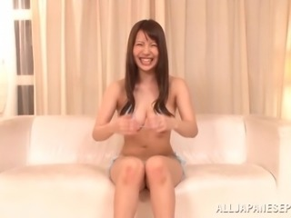 A very pretty Asian girl caught on hidden cam changing clothes