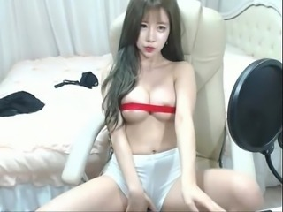 Hot Korean teases on cam - myslutcams.net