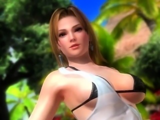 Tina Armstrong Nude posing