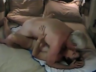 Mature Condemned by Her Companion that is Aged