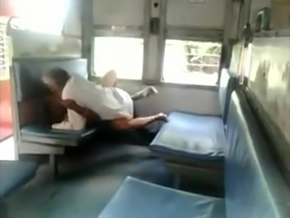 Public sex in the train