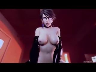 Bayonetta driving your penis