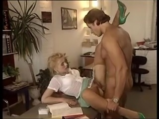 Classic blowjob from 80s