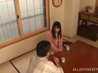Gorgeous Japanese Teen With Petite Pretty Tits Enjoying A Hardcore Fuck