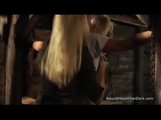 Slaves Homecoming: Schoolgirl In Chains