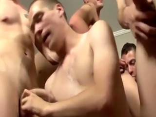 Gay sexy pants cumshot facial movietures Kriss Kross the Bukkake Boss