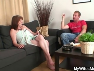 He fucks his old mother in law and gets busted