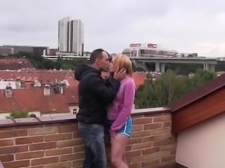 Dutch teenager sperm bj