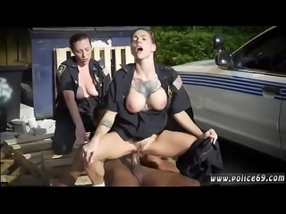 Savage milf xxx I will catch any perp with a hefty dark-hued dick,