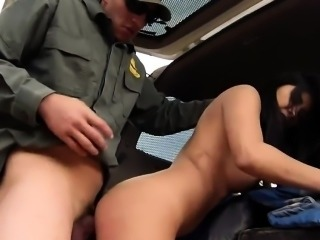 Fake cop hotel room first time Busty Latin floozie Alejandra