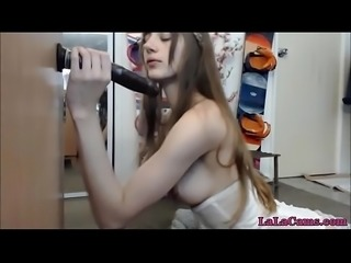 Sex Online LaLaCams.com Alice With A Huge Dildo HD Part1 01