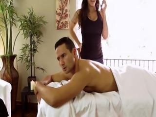 Busty Latina Tranny Tori Mayes Gets Fucked By Gabriel Dalessandro