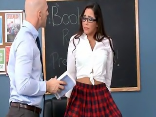 Teacher gives His Student a challenge