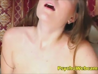 Tight Pussy Squirting in Closeup Filled With Toys