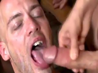 Emo cumshot gay xxx Michael Madison the Bukkake Rider!