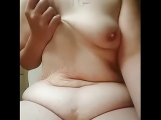 belly play & masturbation.
