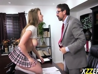 Lena Paul in Doggystyle With The Dean
