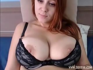Readhead chubby girl ToTo19 wants camdate with cum - www.sex886.com