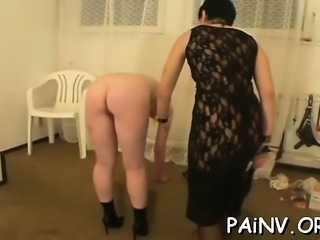 Lustful pussies love trying out weird raunchy techniques