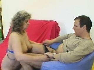 Old mature love blowjob and hardcore intercourse