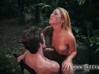 Squirt domination and bondage fight first time Raylin Ann