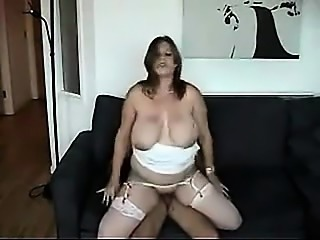 Mom pulverizes and also Creampie - negrofloripa