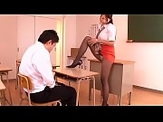[ JavRock.com ] - Reiko Kobayakawa Teacher