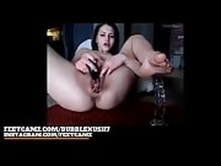 Bubblekush7 8min barefeet pussy play sole | FeetCamz.com