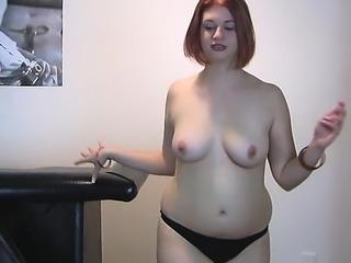 Amateur Spanish Redhead Mature