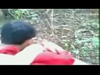 desi boy vinod fucked hot sexy old girl komal in open ground on camera