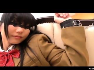 Kinky Asian Schoolgirl Teen