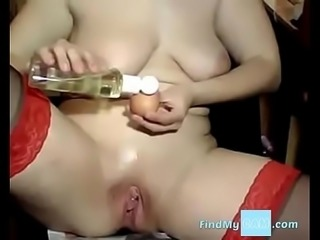 WOW-EGG in PUSSY