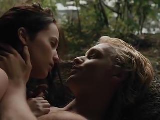 Alicia Vikander - The Crown Jewels (2011)