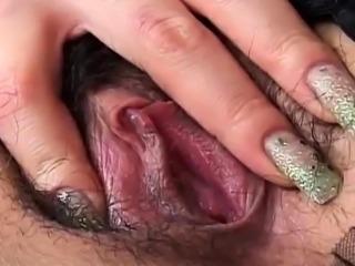 Rio Sakaki busty has hairy vagina - More at hotajp.com