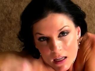 Hot pornstar pov and facial