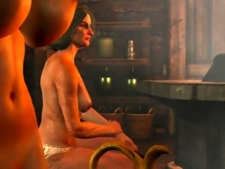 Mesmerizing 3D babes put their wonderful bodies on display