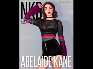 Adelaide Kane Fap Tribute (With Orgasm Sounds)