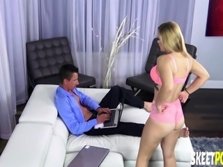 Sloan Harper Her Ass For A Laptop Stand