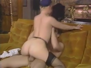 sex in stockings