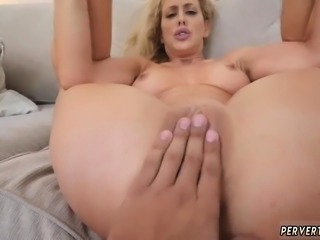 Dirty talking mature milf Cherie Deville in Impregnated