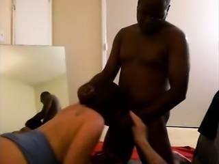 Horny amateur Mature Amazing Anal Interracial Sex