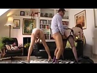 Seasoned heeled brit fuck 2