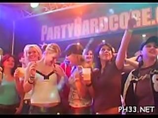 Party sex episodes