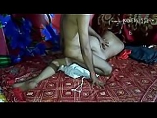 indian desi mature aunty fucking by watchman in dark night