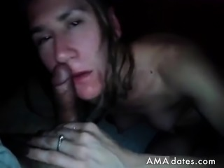 Blowjob from homeless