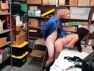 Boss blowjob hidden and amateur double Suspect was dressed