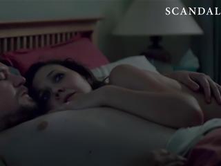 Maggie Gyllenhaal Topless Scene on ScandalPlanet.Com