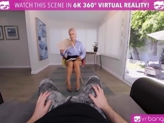 VRBangers Sexual Therapist Get Fucked Hard