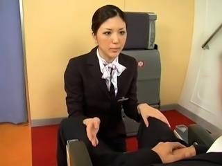 Elegant Japanese ladies feed their hunger for hardcore sex
